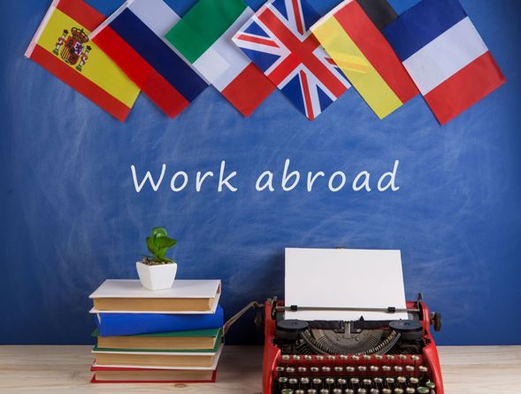 5 Tips To Help You Land A Job Abroad